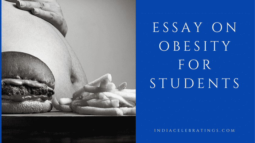 Essay on Obesity For Students