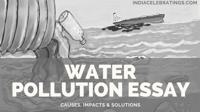 Essay on Water Pollution | Causes, Impacts & Solutions